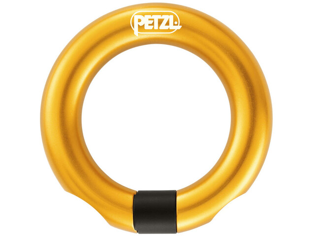 Petzl Ring Open Carabiner